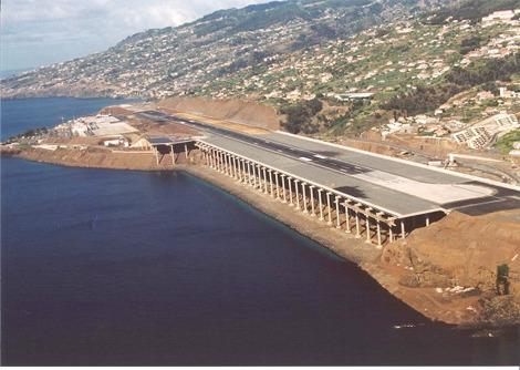 葡萄牙马德拉国际机场