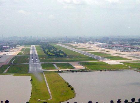 泰国曼谷廊曼国际机场