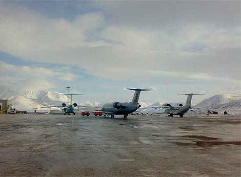 挪威斯瓦尔巴机场