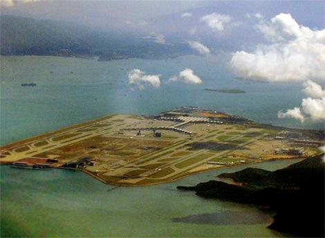 中国香港赤邋角国际机场