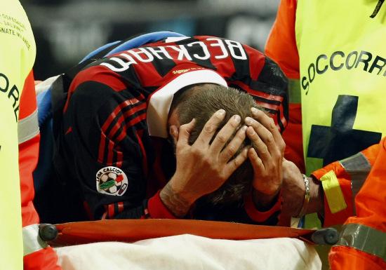 小贝跟腱断裂赛季提前结束无缘世界杯恐提前退役